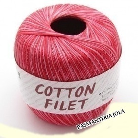 Cotton Filet Melanż 1203