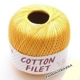 Cotton Filet Melanż 9429