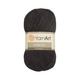 Cotton Soft kolor czarny 28