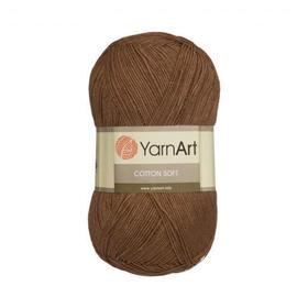 Cotton Soft kolor brązowy 40
