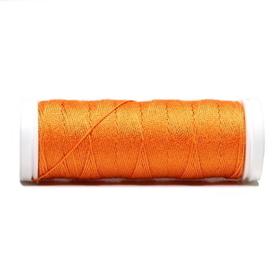 Nici do jeansu Talia 30 - 70m kolor ciemny pomarańczowy 7063
