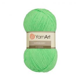Cotton soft kolor zielony  60