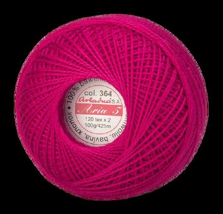 ARIA 5 kolor amarantowy 364 (1)