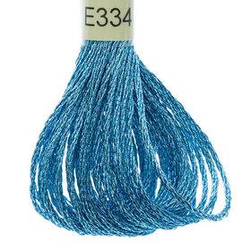 Mulina DMC efekt metalizujący E334