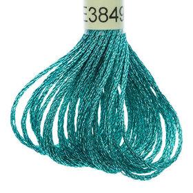 Mulina DMC efekt metalizujący E3849