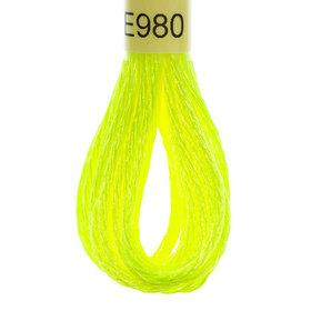Mulina DMC efekt fluoroscencyjny E980