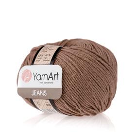 Yarn Art Jeans 71 kolor kakaowy