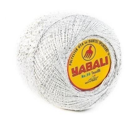 Yabali Rexor kolor biało srebrny (1)