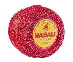 Yabali Rexor kolor czerwono srebrny