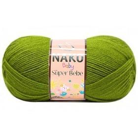 Nako Baby Super Bebe kolor zielony 3330