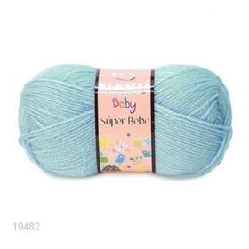 Nako Baby Super Bebe kolor lazurowy 10482