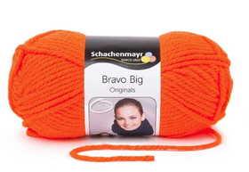 Bravo Big kolor pomarańczowy neon 08279
