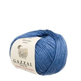 Gazzal Baby Cotton kolor jeansowy 3431