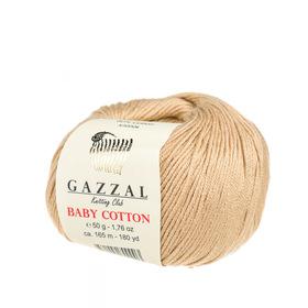 Gazzal Baby Cotton kolor beżowy 3424