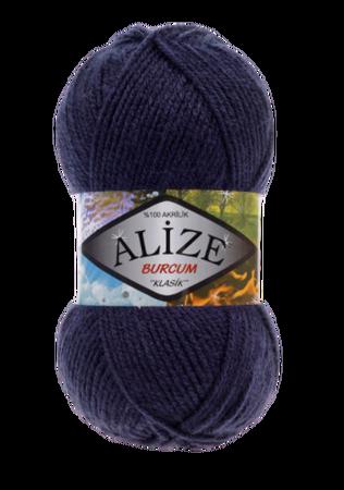 Alize Burcum Klasik kolor granatowy 58 (1)