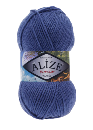 Alize Burcum Klasik kolor jeansowy 353 (1)