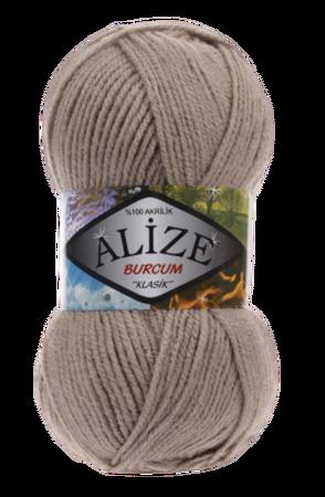 Alize Burcum Klasik kolor ciemny beżowy 167 (1)