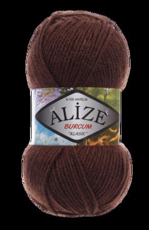 Alize Burcum Klasik kolor brązowy 493 (1)