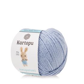 Kartopu Amigurumi kolor blue jeans K544