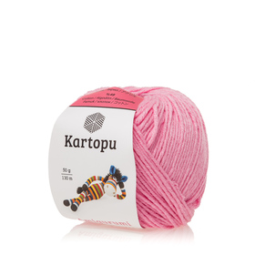 Kartopu Amigurumi kolor cukierkowy K787