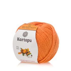 Kartopu Amigurumi kolor pomarańczowy K1250