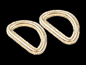 Półkółko szerokość 30 mm kolor złoty