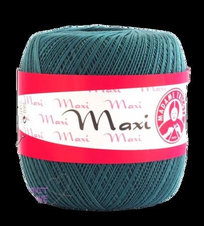 Maxi Madame Tricote kolor ciemny morski 4936 (1)
