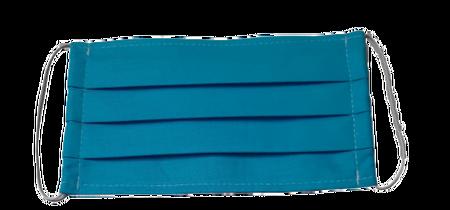Maseczka Ochronna kolor turkus (1)