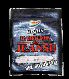 Argus Barwnik do jeansu kolor blue / 18 g