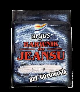 Argus Barwnik do jeansu kolor blue / 18 g (1)