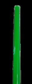 Laska Kleju na gorąco kolor zielony neon 18cm 1szt GRUBY