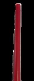Laska Kleju na gorąco kolor czerwony 18cm 1szt GRUBY