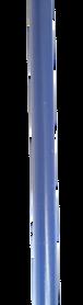 Laska Kleju na gorąco kolor niebieski 28cm 1szt GRUBY