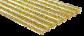 Laska Kleju na gorąco BROKAT kolor złoty 18cm 1szt GRUBY