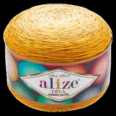 Alize Diva Ombre Batik 7358 Silky Effect (1)