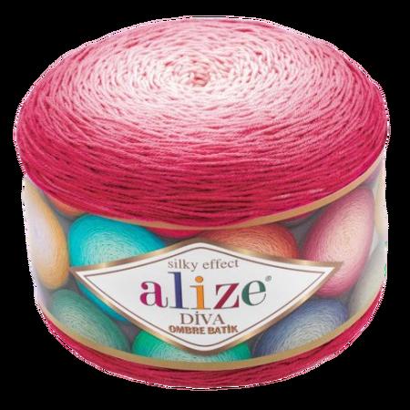Alize Diva Ombre Batik 7367 Silky Effect (1)