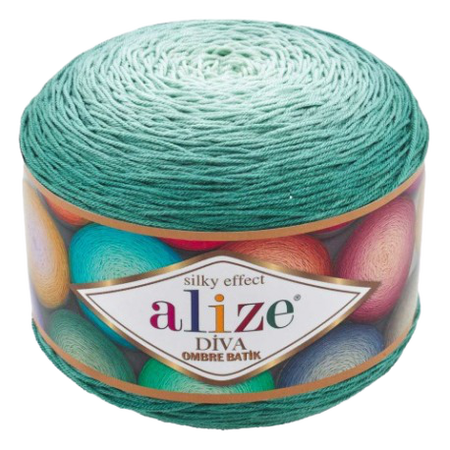 Alize Diva Ombre Batik 7369 Silky Effect (1)