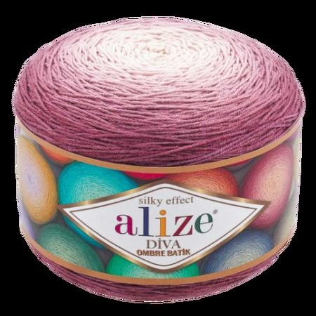Alize Diva Ombre Batik 7377 Silky Effect (1)