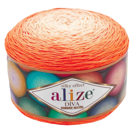 Alize Diva Ombre Batik 7413 Silky Effect (1)