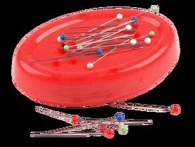 Igielnik poduszka magnetyczna do igieł, szpilek i agrafek