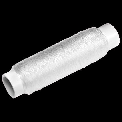 Nici żyłkowe poliamidowe kolor biały 0,16mm/200m  (1)
