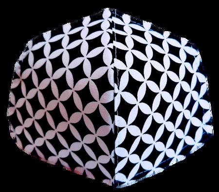 Maseczka Ochronna profilowana DZIECIĘCA wzór mini maroko (1)