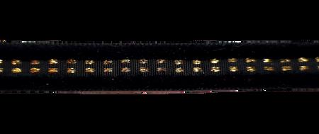 Taśma ozdobna aksamitna czarno - złota 1 cm  (1)