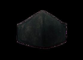 Maseczka Ochronna profilowana kolor czarny