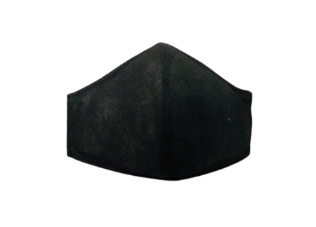 Maseczka Ochronna profilowana kolor czarny (1)