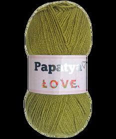 Papatya Love kolor zielony khaki 6950