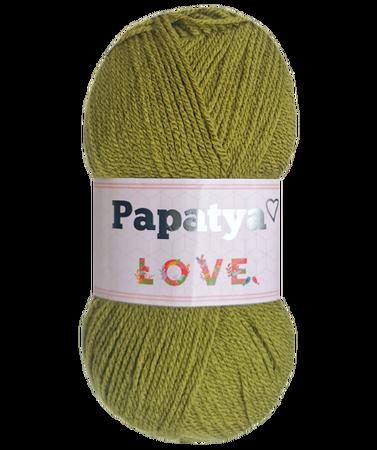 Papatya Love kolor zielony khaki 6950 (1)