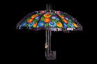 Parasol - duży - łowicki czarny (4)