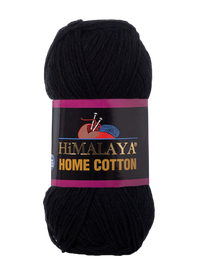Himalaya Home Cotton kolor czarny 122-16