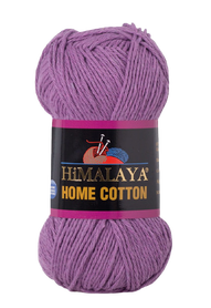 Himalaya Home Cotton kolor fioletowy 122-17